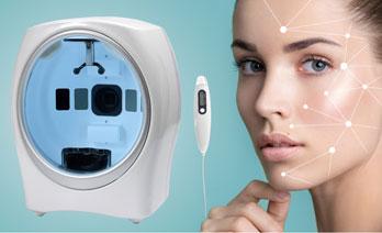 Kompjuterska analiza lica i kože u Poliklinici Visodent
